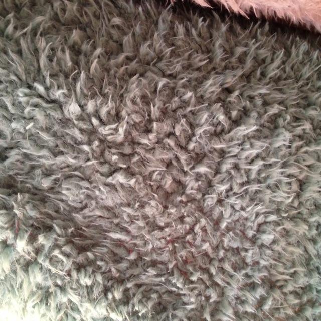 10yards Women clothing fabrics   Clothing Accessories material  Beach wool    lamb wool  synthetic sheep fur hair  free shipping 4de33fcea7