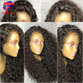 Silk Base Full Lace Human Hair Wigs Silk Top Lace Front Human Hair Wigs With Baby Hair Full Lace Wigs For Black Women Lace Wig