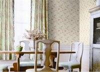 Hot Sale Papel De Parede Floral Garden Decoration NJ 68104 Walls Wallpaper Rolls Non Woven Foam