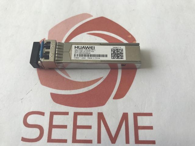 SFP + SPP-10E-LR-IDFP-HW HW 10G 1310NM monomodo 1.4 KM módulo de fibra óptica