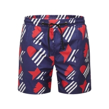 Summer lable Beach Shorts For Men Swimming Short Board shorts Loose Surfing Trunks