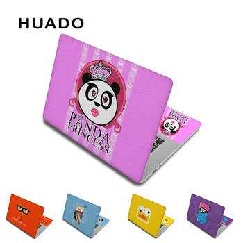 Colorful notebook sticker 12 13 14 15 17 laptop skin stickers protective film PC accessories for mac air/huawei matebook/hp/asus