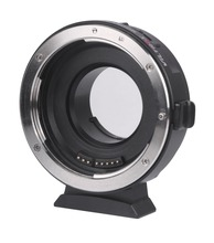 EF-M4/3 Auto Focus  Lens Adapter for Canon EF EF-S to M4/3 Camera