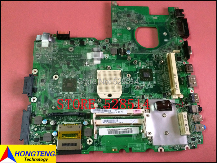MB.AUR06.001 MBAUR06001 DA0ZK3MB6F0 for ACER Aspire 6530 laptop motherboard. Socket S1 DDR2 fully tested & working perfect