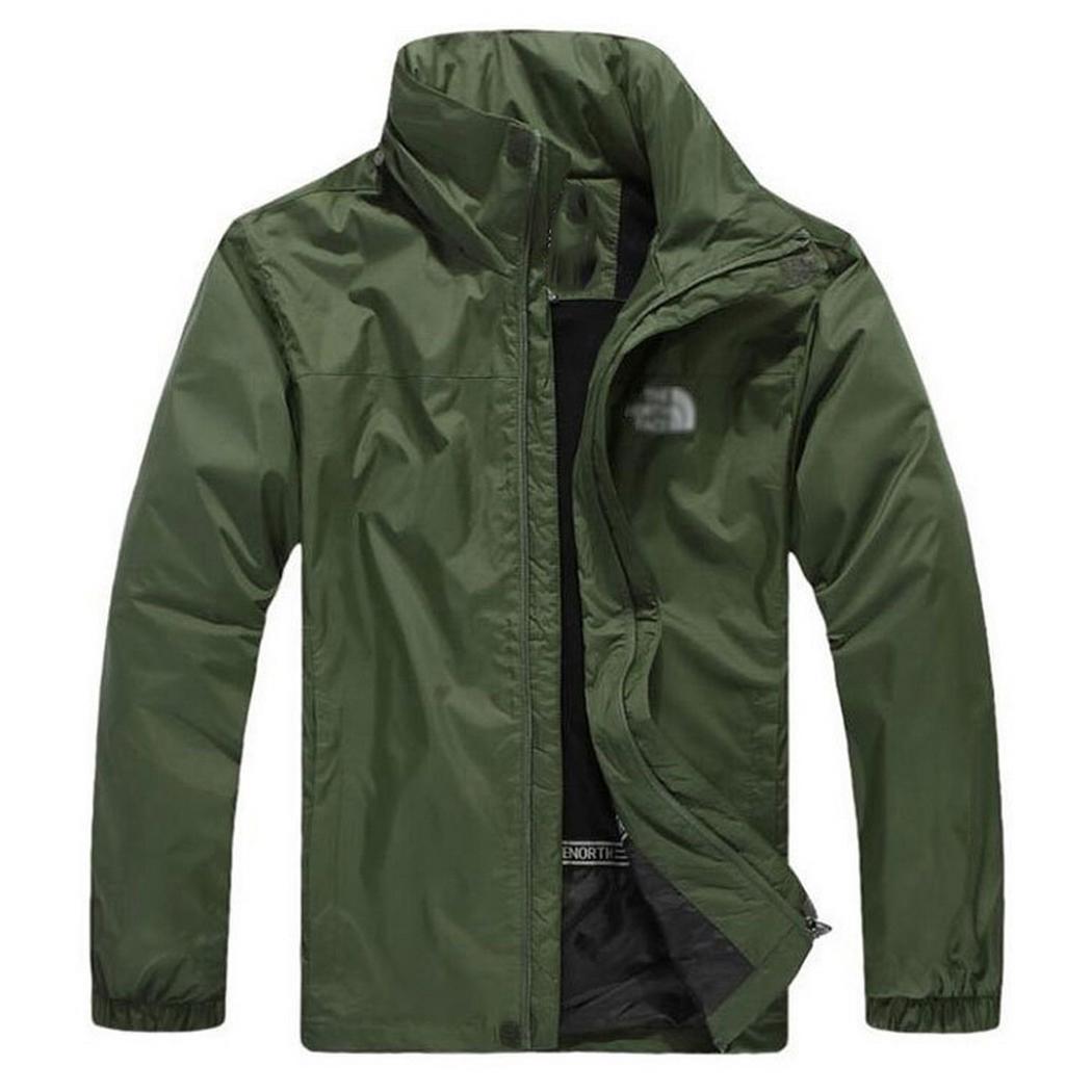 Men Outdoor Jackets Waterproof Anti UV Coats Outdoor Sports Clothing Camping Hiking Jacket ultra light windproof