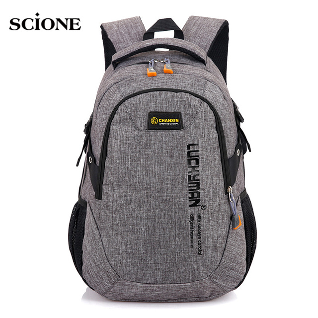 30L Backpacks School Daypack Camping Backpack Bag For Teenage Girls Boys Laptop Outdoor Sports Bags School Bag Camping XA1479A
