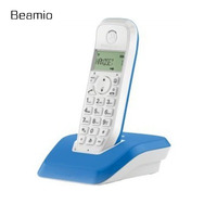 Fashion Hands Free Telephone Digital Cordless Phone For Home Office Business Call ID