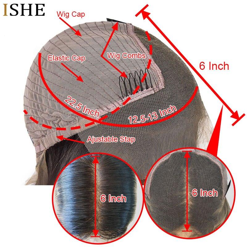 250% плотность афро кудрявый вьющиеся эффектом деграде (переход от темного к 1b 30 13x6 Синтетические волосы на кружеве человеческие волосы парик... - 4