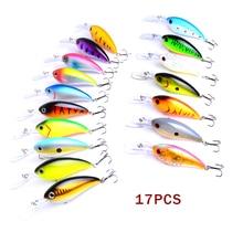 цена на 1PC Minnow Fishing Artificial Lure Hard Baits Popper Artificial Crankbaits Topwater Wobblers Pesca Isca 14.5g 10cm