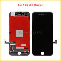 AAA High Quality LCD Display Screen With Touch Screen Digitizer Assembly For Iphone 7 7G And