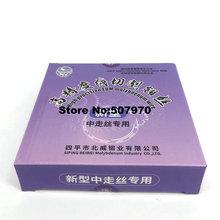Beiwei 0,18 мм EDM молибденовая проволока 2000 м на катушку для резки проволоки
