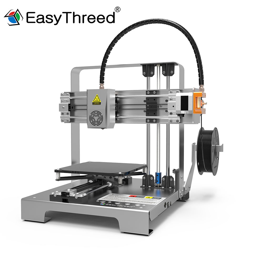 Entry Level 3D Printer MERCURY Full Metal Frame Board Bed Parts Kit ...