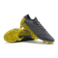 SpeedMad 2019 New Soccer Shoes Professional Non slip Low Ankle Superfly VI Elite 360 Flyknit Football Boots CR7 Cleats Original