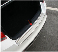 ACCESSORIES FIT FOR KIA OPTIMA K5 2015 JF REAR DECK BUMPER PROTECTOR STEP PANEL BOOT COVER SILL PLATE TRUNK DECK TRIM GARNISH