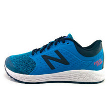 New balance kjzny WOMAN Boy-RUNNING SHOES Synthetic blue Boy Sneakers women, SPORTS SUMMER