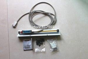 Image 4 - Ue RU stock dobrej jakości DRO 3 osi cyfrowy odczyt + 3 sztuk skala liniowa podróży 150 1020mm enkoder liniowy kompletny dro jednostka