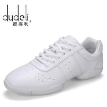 DUDELI Kids' sneakers children's competitive aerobics shoes