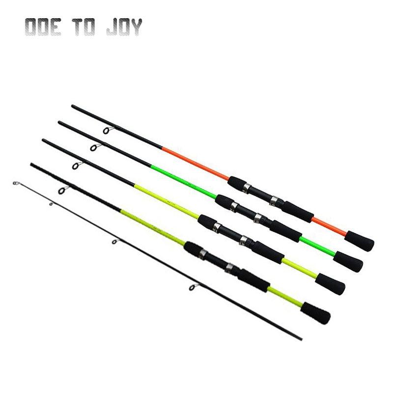 2 sections fishing rod wiring abu garcia hornet ii cast for Wire fishing rod