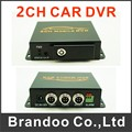 CAR DVR, 2 cameras, 128gb SD, motion detection, auto recording, model BD-302B