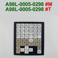 A98L-0005-0298 # M A98L00010568 Управление машины Управление Панель Мембранная клавиатура для ЧПУ FANUC ремонт, Бесплатная доставка
