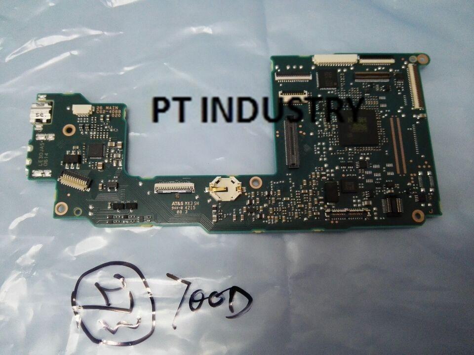 Original 700D Rebel T5i Kiss X7i Main Board PCB Mother Board Programmed For Canon 700D Rebel