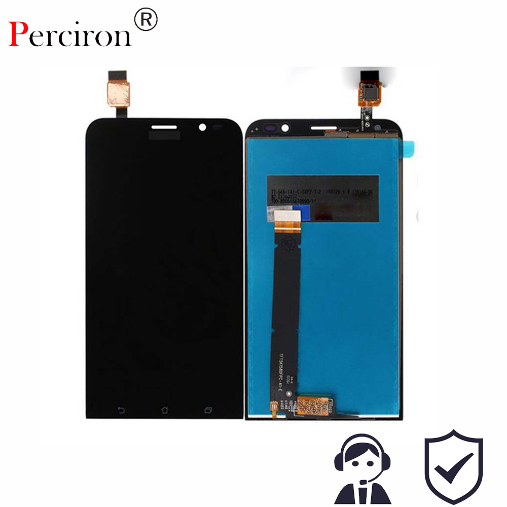 New 5.5'' inch LCD display + touch Screen Panel Digitizer For Asus ZenFone Go TV TD-LTE ZB551KL X013D free shipping new 5 5 inch lcd display touch screen panel digitizer assembly for asus zenfone selfie zd551kl z00ud free shipping