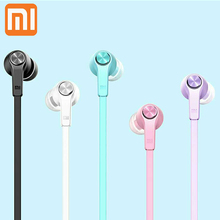 купить XIAOMI PISTON Colorful Version In-ear earphone earbuds for XIAOMI Redmi 5 5A 5 plus 4 4A 4X note4 4X for iphone samsung and more дешево