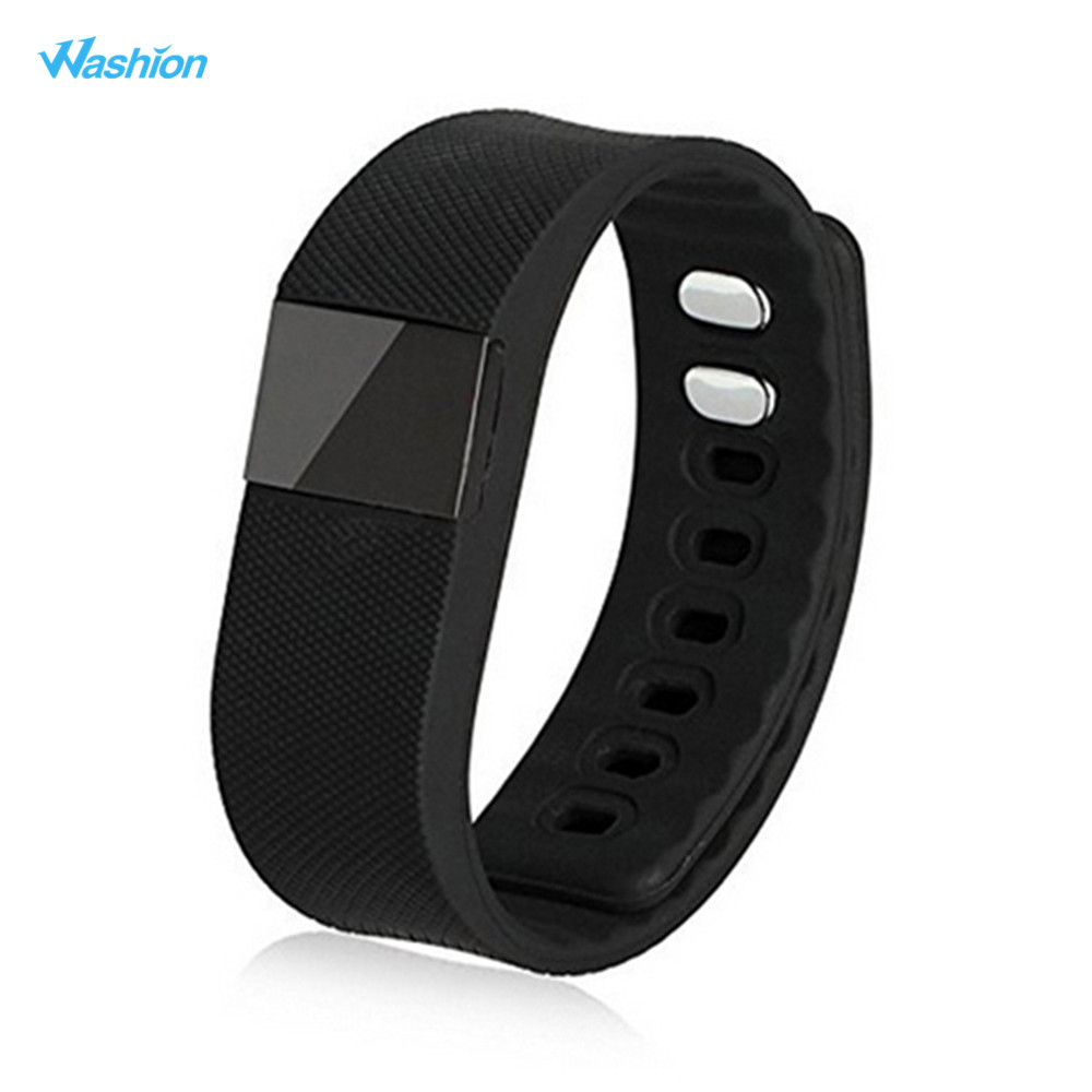 Washion Smart Band TW64 Fitness Tracker Bluetooth 4 0 Wristband Smart Pedometer Bracelet For iPhone Samsung