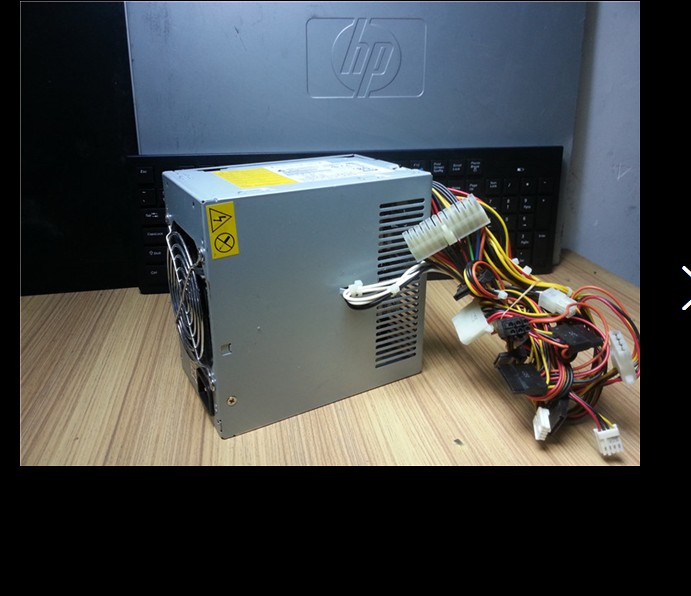 все цены на  Original disassemble spot xw4600 DPS-475CB power supply 450937-001 452554-001  онлайн