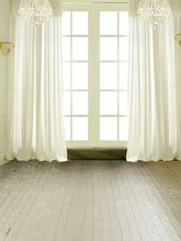 Branco cortinas backdrops Vinil janelas de Computador impresso foto fundo do estúdio de pano de Alta qualidade