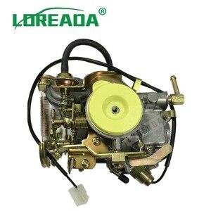 Image 2 - Автомобильный карбюратор Loreada, карбюратор в сборе, для MAZDA E3, двигателя MAZDA 323, FAMILIA, для автомобилей MAZDA E30313600, с лазером, для автомобилей FORD