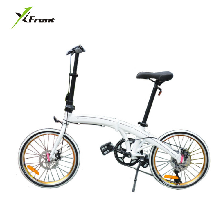 Original brand X-Front 7-speed transmission Aluminum Alloy folding bike bmx road bike for Car 4S supply