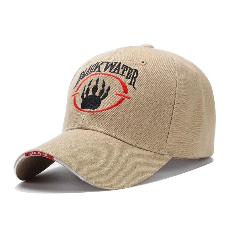 New Blackwater Tactical   Cap   Mens   Baseball     Cap   Brand Snapback Hat US Army   Cap   Navy Seal Black water