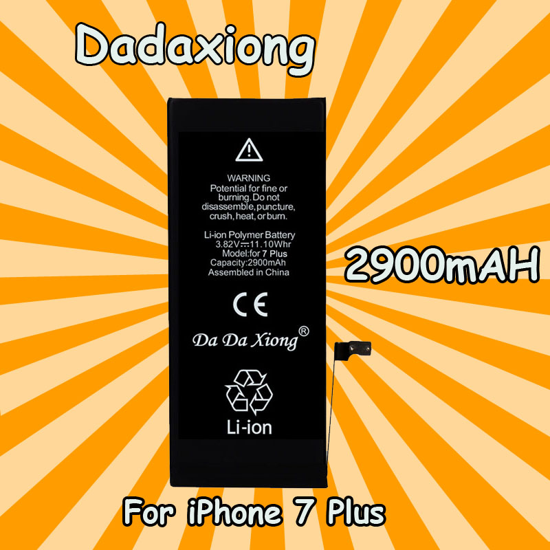 China 2900mah-Battery Protection-Board iPhone 7-Plus Zero-Cycle-Replacement for Repair-Parts