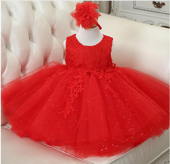 Online Buy Wholesale 1 Year Girl Baby Birthday Dress From
