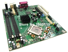 100% Working Desktop Motherboard For Dell GX620 DT CJ335 HJ781 FH884 F8096 System Board fully tested