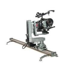 ASXMOV G4 алюминиевый сплав 130 см моторизованный Долли трек фиксированной камеры ползунок для анимационного видео-кинематографа