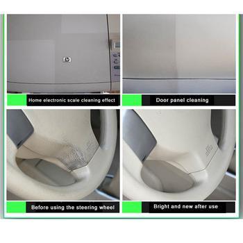 Agent de nettoyage multi-usage pour voiture tissu et cuir