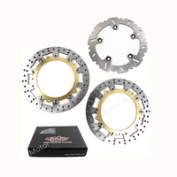 For Bmw R1200GS 2004 2014 Front Rear Brake Disc Disk Rotor Kit Motorcycle Accessories R 1200 GS GS1200 GS 1200 2011 2012 2013