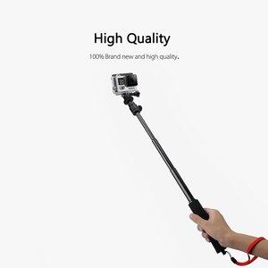 Image 5 - Vamson für Gopro Zubehör Schwamm Erweiterbar Pole Selfie Stick einbeinstativ Stativ für Go pro Hero 7 6 5 4 für SJCAM für Yi Kamera