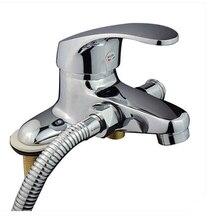 Смеситель с душ горячая и холодная вода двойной шампунь для мытья смеситель для кухни