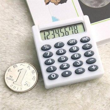 Mini kalkulačka BinFul na baterky