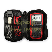 UNI-T UT61E 22000 Counts High Accuracy AC/DC T-RMS Digital Multimeter for Ohm, Capacitance Measurement with Carrying Bag