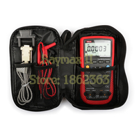 UNI T UT61E 22000 Counts High Accuracy AC/DC T RMS Digital Multimeter for Ohm, Capacitance Measurement with Carrying Bag