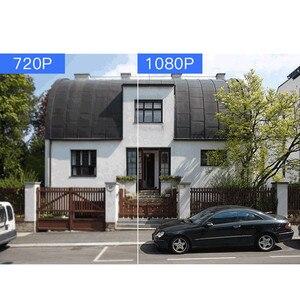 Image 2 - Nieuwe Youpin Xiaovv 1080P Outdoor Panoramisch Bewakingscamera Draadloze Wifi High Definition Nachtzicht