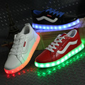 NEW size 25-44 Led light Shoes Kids Chaussure Enfant Boys Shoes Lights cool Butterfly Wings Girls Led Shoes Children TQ6032