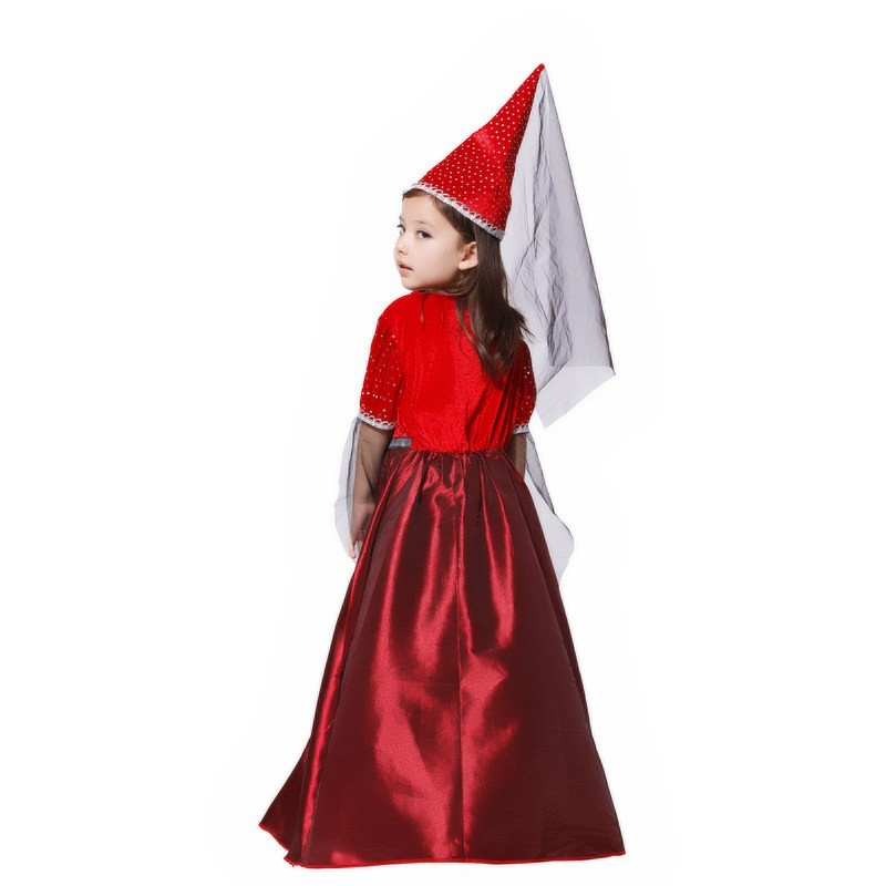 Dance-Stage-Medieval-Renaissance-Fancy Dress JESTER COSTUME with HAT All Sizes