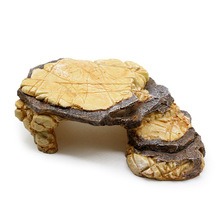 Turtle Drying Platform Water Turtle Tank Landscaping Floating Island Climbing Dodge Cave Turtle Platform Aquarium Decorations