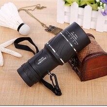 Outdoor High Quality 16 x 52 Optics Monocular With Zoom Hunting Lens Telescope Lenses Dual Focus Optic Lens Day scope binoculars