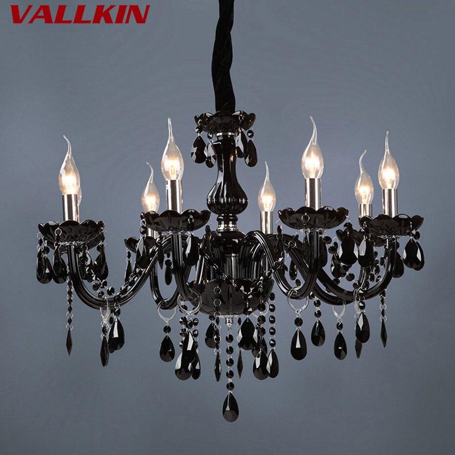 Modern Crystal Chandelier Lighting Luxury Cognac Glass Chandeliers Lamp Hanging Light Lustres De Cristal Hotel Light Fixtures